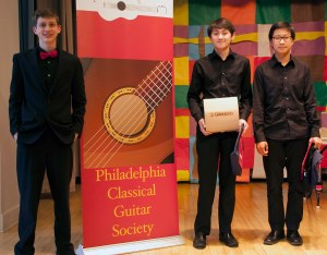 PCGS Competition 2015 - High School Division Winners